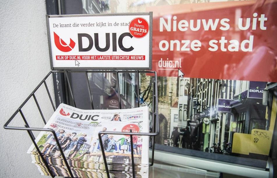 De DUIC krant is weer uit