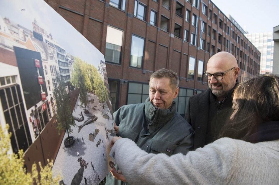 Waar komen de 500.000 graniettegels op het Vredenburgplein eigenlijk vandaan?
