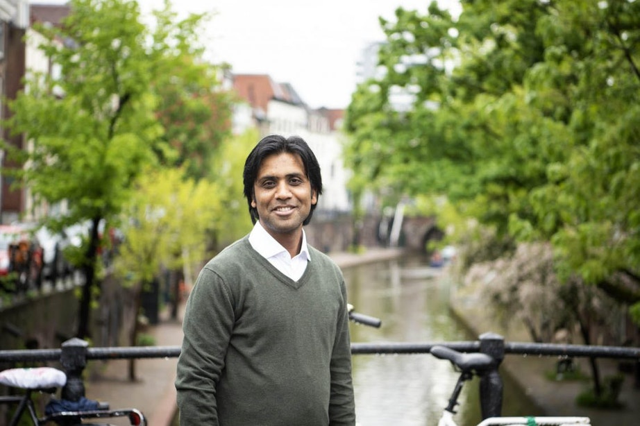 Allemaal Utrechters – Rana Bilal Siddique: 'Ik word in Pakistan niet erkend als moslim'