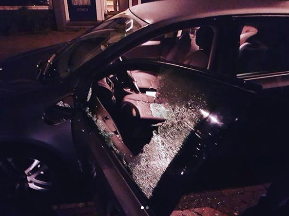 Autokrakers aangehouden na achtervolging door getuige in Tuinwijk