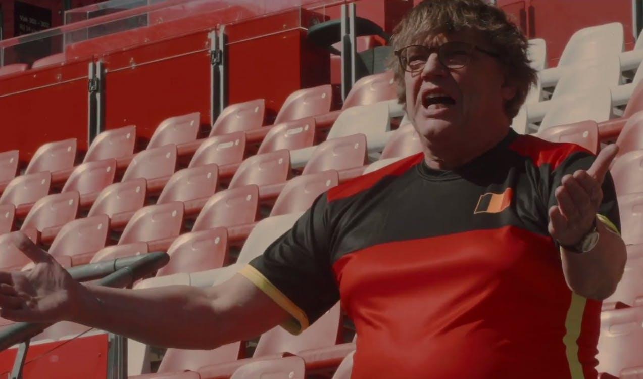 Henk Westbroek en Toni Peroni maken WK-lied voor België