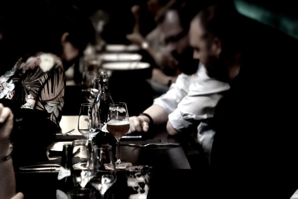 Restaurant Noir aan de Lange Nieuwstraat vanaf woensdag open voor publiek
