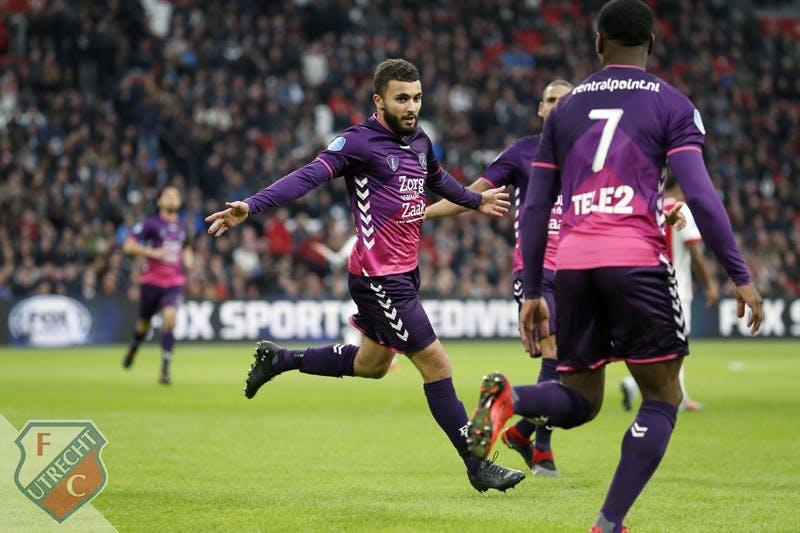 'Labyad definitief van FC Utrecht naar Ajax'