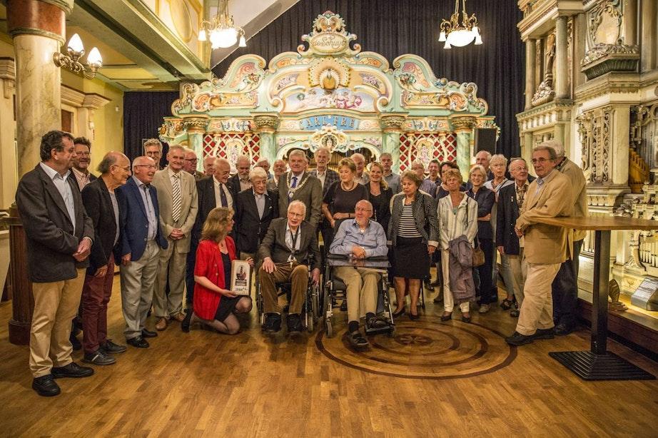 Verjaardag van Utrecht gevierd in Museum Speelklok