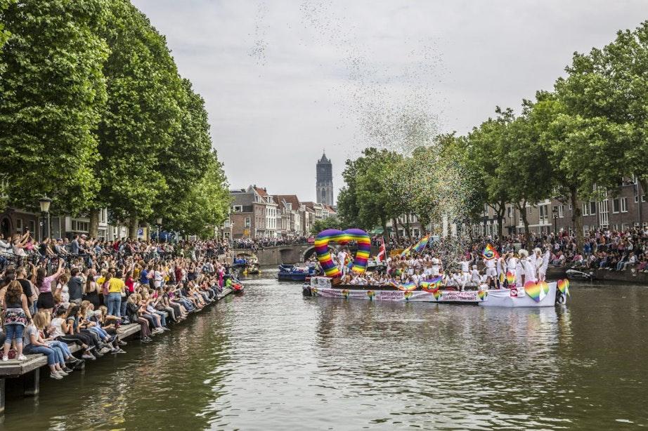 Vandaag is Utrecht Canal Pride 2019: dit is er te doen