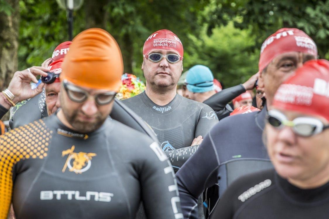 Zwemmen voor het goede doel tijdens vierde editie SingelSwim