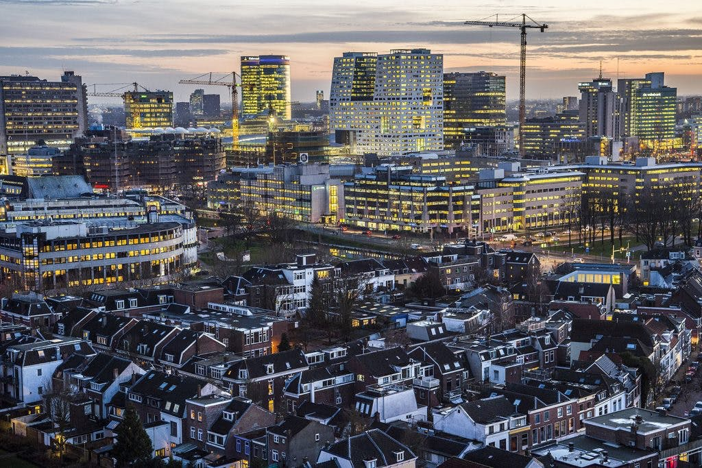 Cadeautip: prachtige foto's van Utrecht op Werk aan de Muur