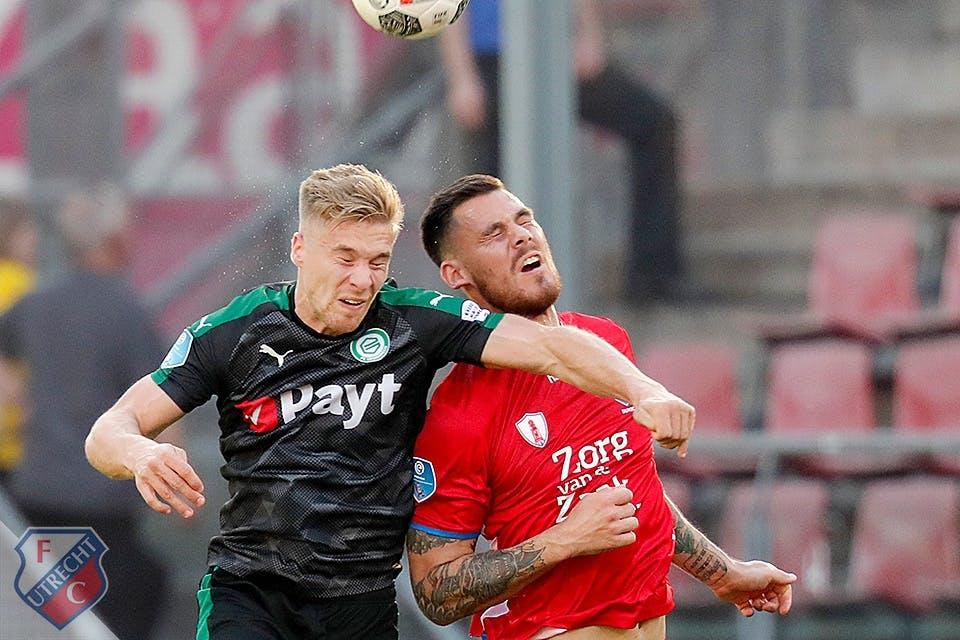 FC Utrecht-verdediger Dario Dumic verhuurd aan Dynamo Dresden