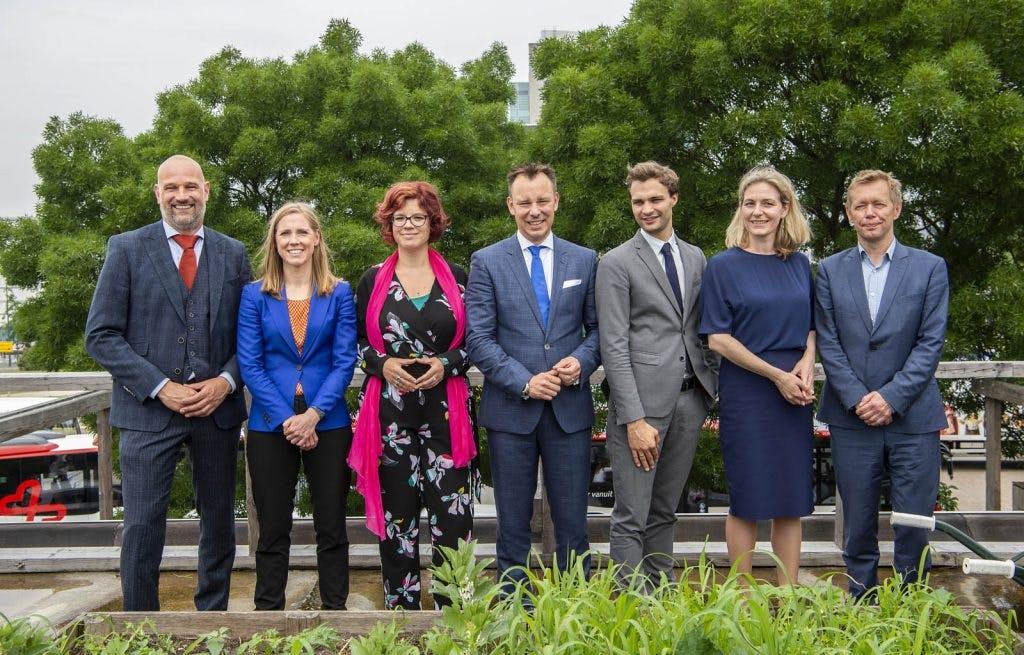 Wethouder Maarten van Ooijen is beste jonge bestuurder van Nederland