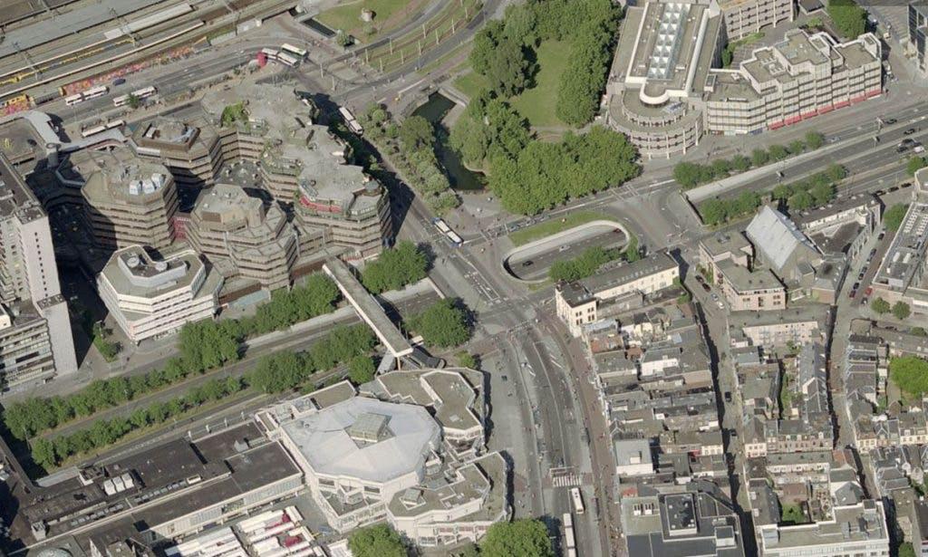 Luchtfoto's van Utrecht: bekijk hier hoe de stad verandert