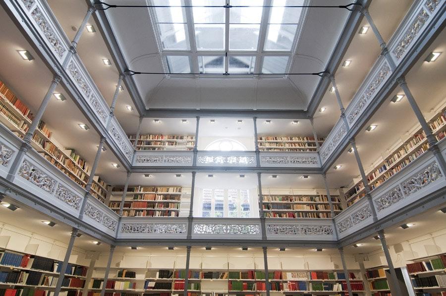 Studieplekken universiteitsbibliotheken alleen nog maar toegankelijk voor UU-studenten