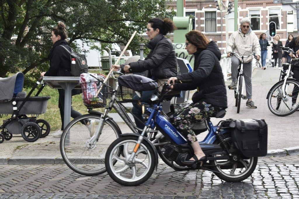 Snorfiets binnenkort niet meer welkom op Utrechtse fietspaden