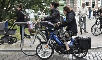 Snorfietsers in Utrecht vanaf 30 september naar de rijbaan