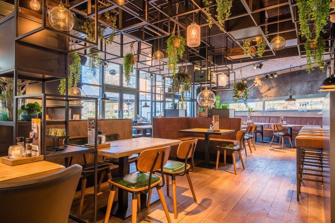 Restaurant De Beren opent 21 juni aan het Ledig Erf