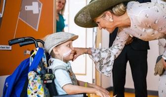 Koningin opent Prinses Máxima Centrum voor kinderoncologie in Utrecht