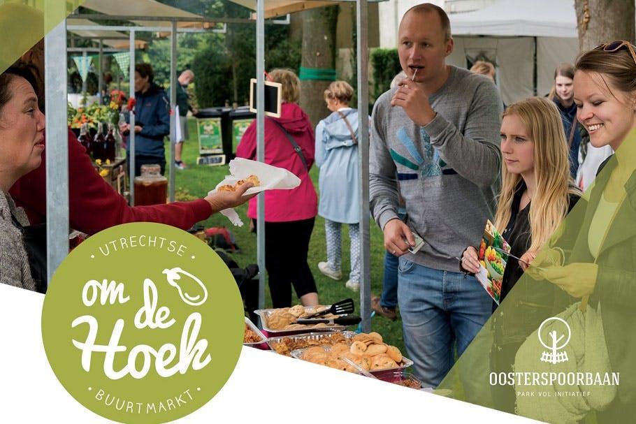 Dagtip: Buurtmarkt in Utrecht-Oost & genieten van het buitenleven in Haarzuilens
