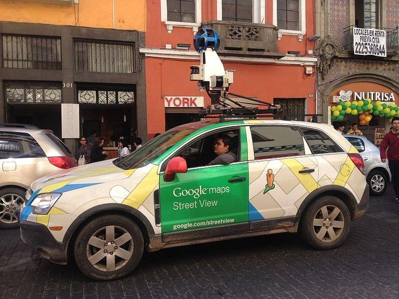 Universiteit Utrecht gaat met wagens Google Street View luchtkwaliteit meten