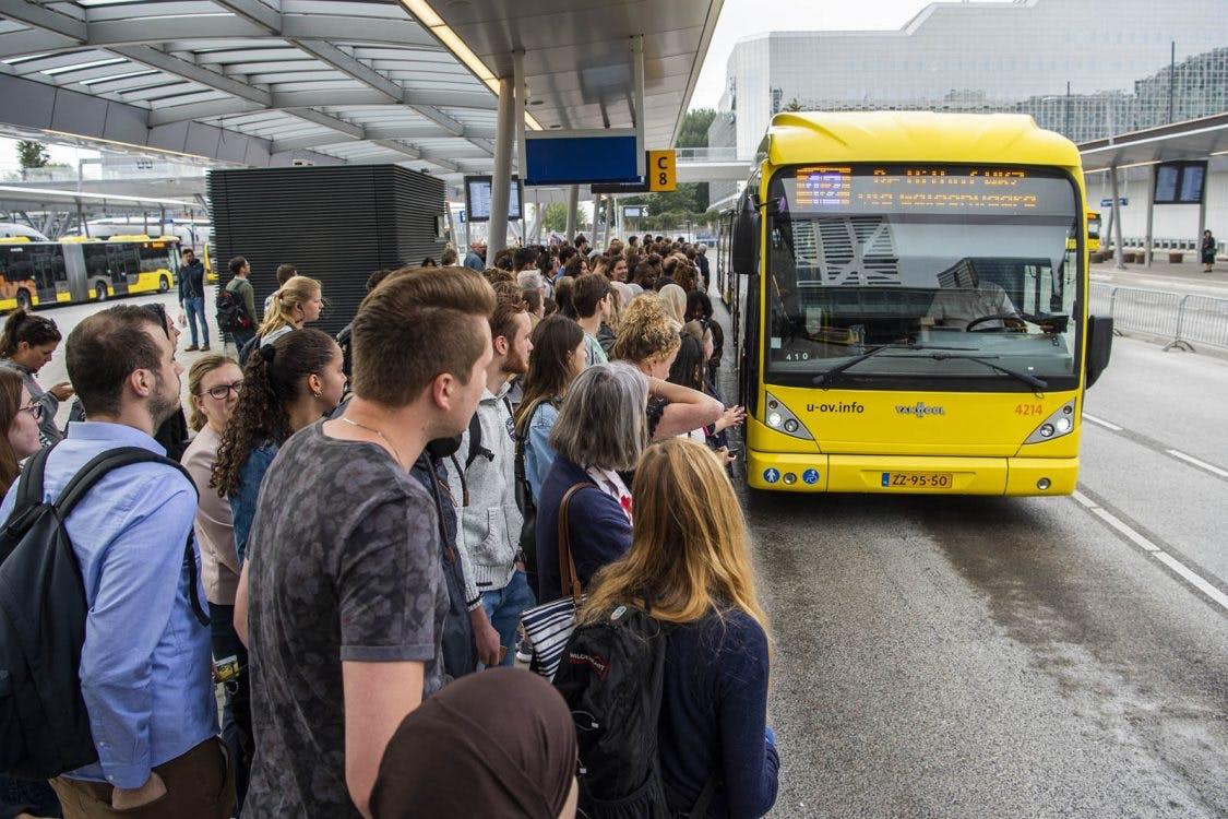 Ondanks staking rijdt een deel van de bussen toch in Utrecht
