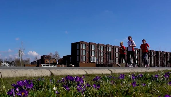Utrecht All Stars: Frank Bonekamp van de Socialrun