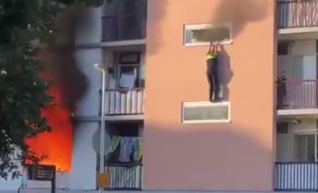 Dode en gewonden na explosie in flatgebouw Kanaleneiland