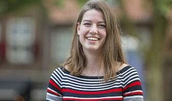Bijzondere verhalen van ROC Midden Nederland: 'Ik train veel met de zorgrobot Zora'