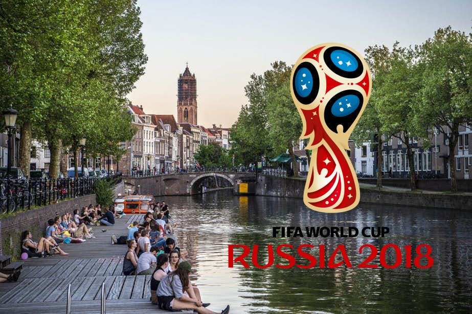 Hier kijk je het WK voetbal in Utrecht