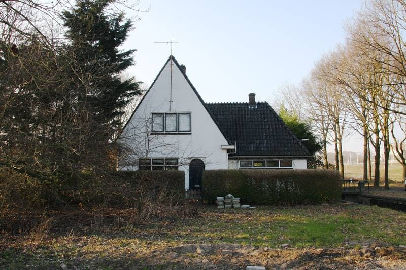 Historisch Sluiswachtershuis aan Amsterdam-Rijnkanaal wordt horeca