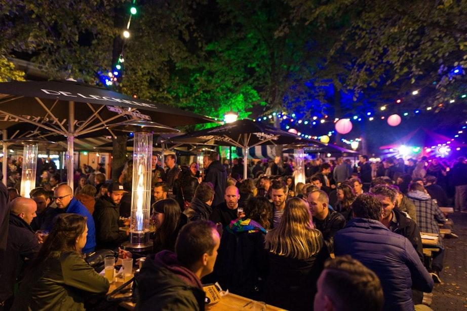 Janskerkhof wordt tijdens Terrassen Festival deze zomer Caribisch ingericht