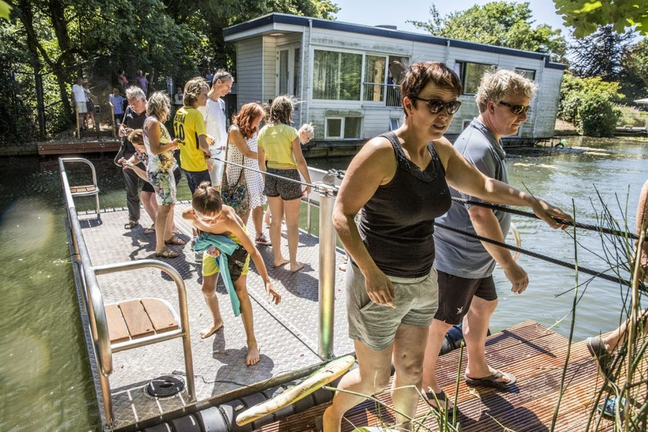 Utrecht is na vandaag een nieuwe wandelroute rijker