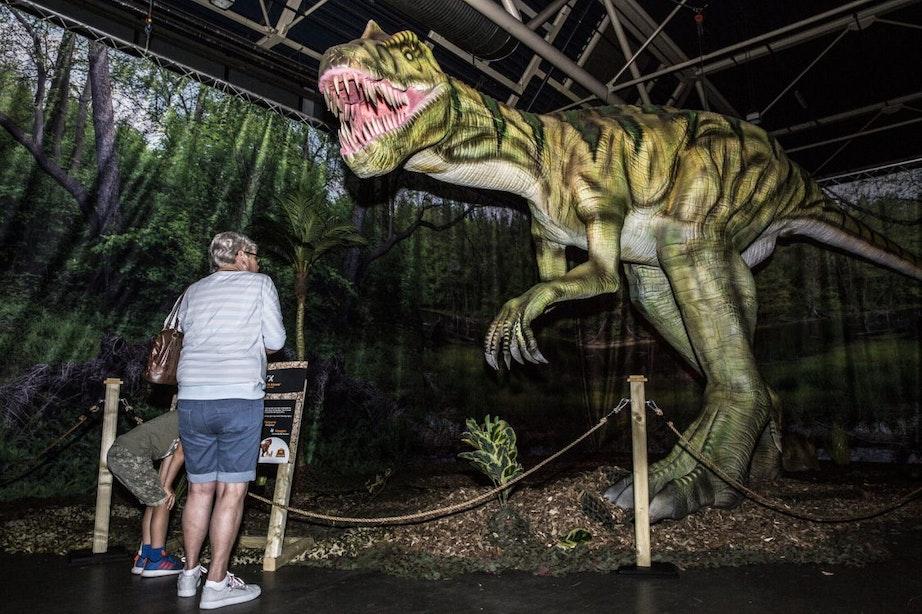 World of Dinos blijft langer in Jaarbeurs Utrecht: tot nu toe 50.000 bezoekers