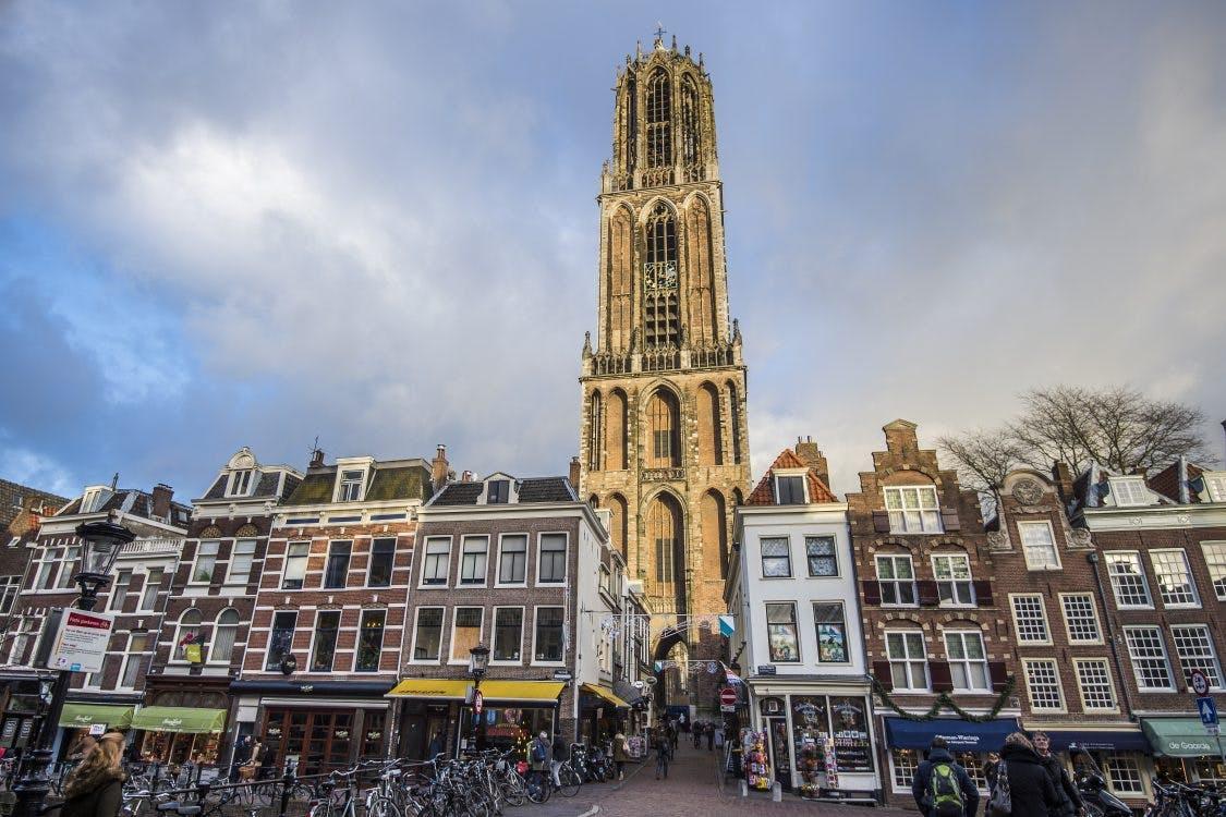 Bloedheet in Utrecht: warmer dan in Barcelona, Los Angeles en Rio de Janeiro