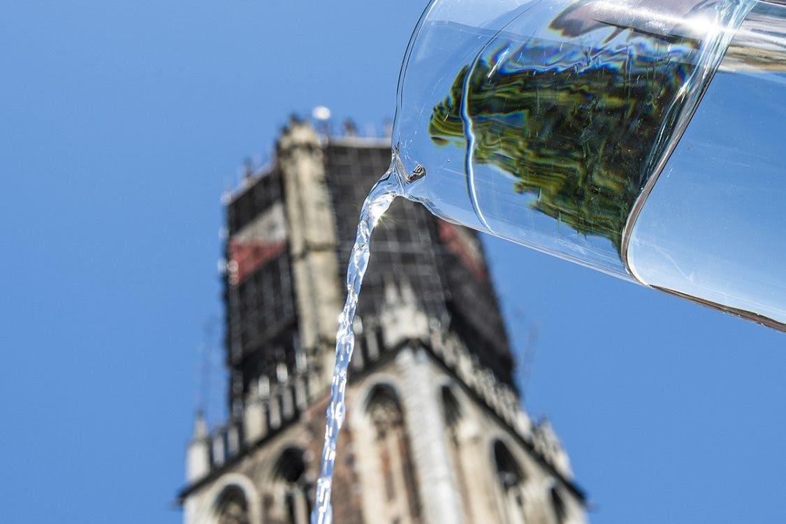Waar komt ons kraanwater eigenlijk vandaan? DUIC ging naar de bron van ons water