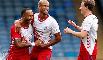 DUIC TV: Vriendschappelijk duel Portsmouth FC – FC Utrecht zonder winnaar