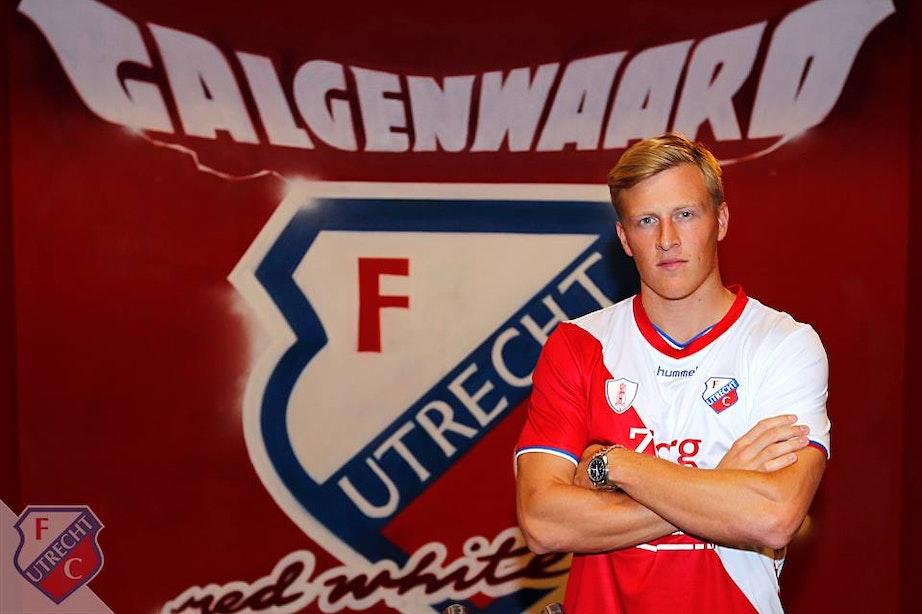 FC Utrecht bevestigt komst Zweedse verdediger Bergström
