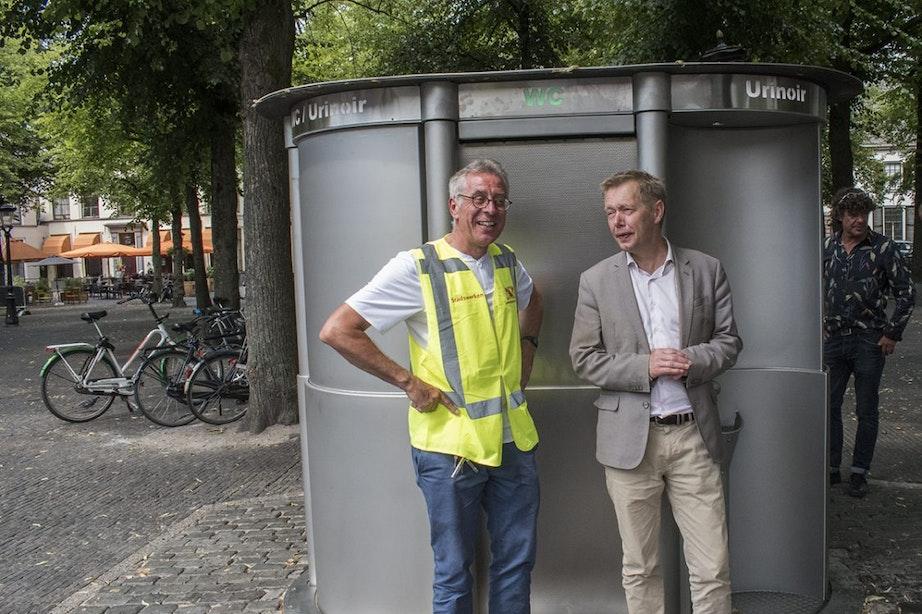 Gemeente wil vierde urilift van Utrecht op Lucasbolwerk