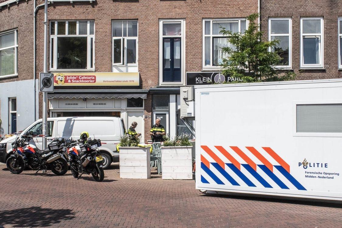 Politie doet uitgebreid onderzoek naar overleden studente in woning Bosboomstraat in Utrecht