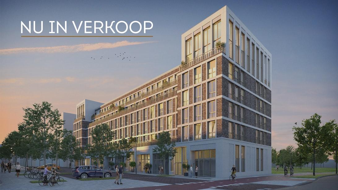 Luxe appartementen in Utrechts groen
