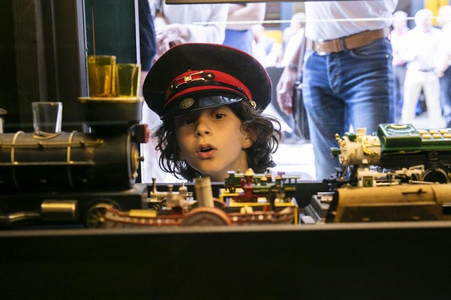 Nieuwe plek voor unieke treinmodellen Spoorwegmuseum