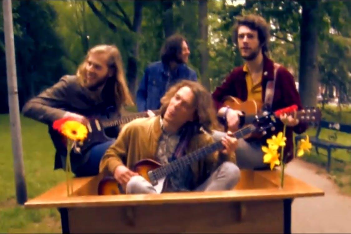 Utrechtse band brengt nummer uit: 'Het zijn licht-psychedelische jaren zestig-vibes'
