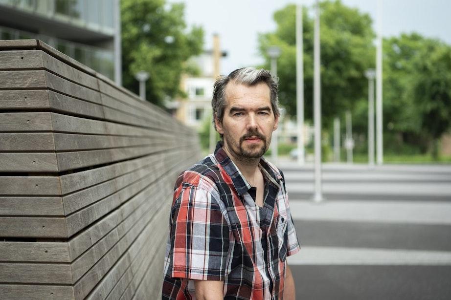 Utrecht Volgens schrijver Robert van Eijden