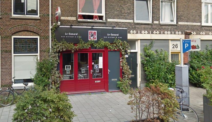 Le Canard aan de Gansstraat genomineerd voor titel Fijnste Franse restaurant van Nederland