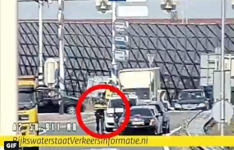 Weer spookrijders op A2 bij Utrecht