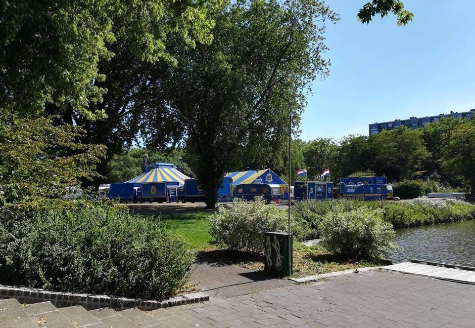 Dagtip: Circusspektakel in Park Transwijk