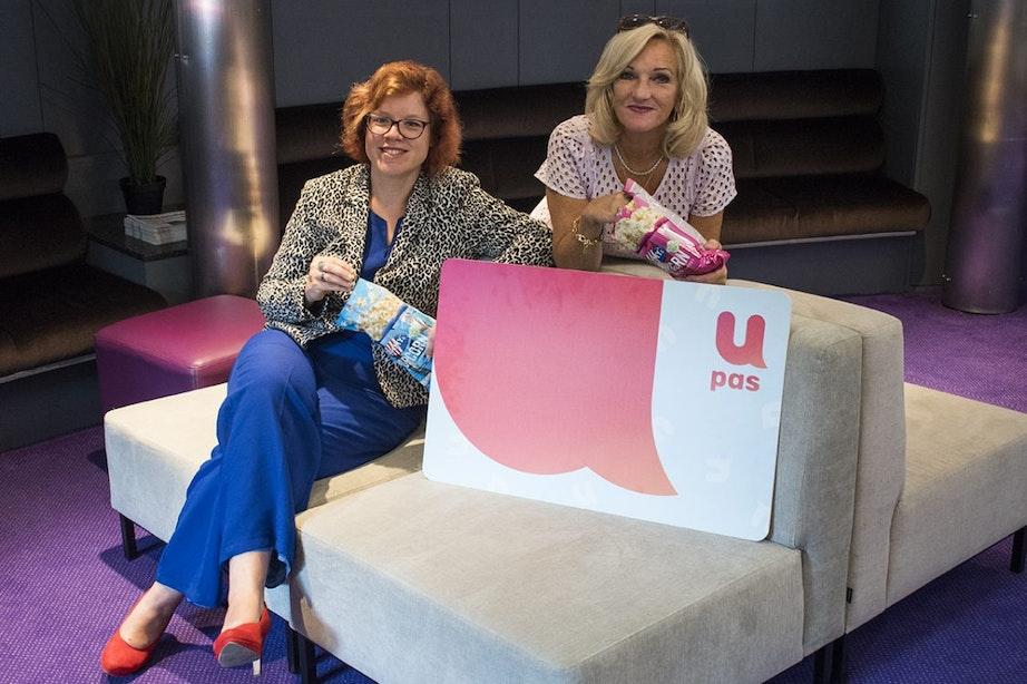 Wethouder Linda Voortman en Tineke Schouten openen nieuw U-pasjaar