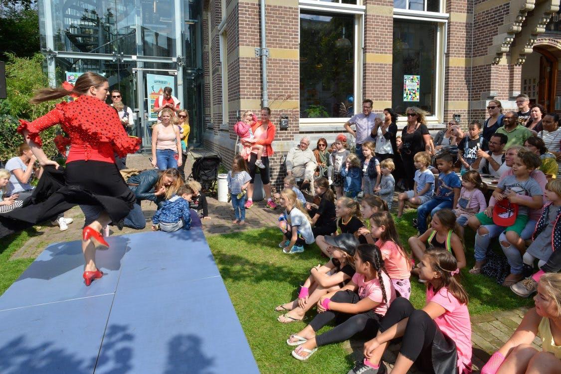 Utrechts Uitfeest voor het eerst tweedaags festival