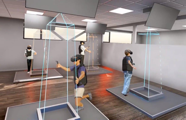 VR Lasergameroom weg uit Twijnstraat