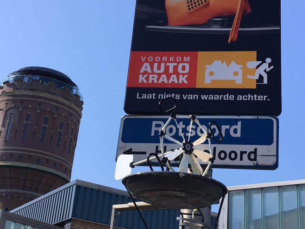 Een weekend lang bellenblaasmachines in Utrecht