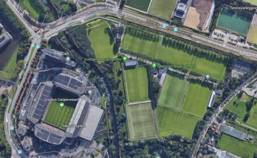 Onvrede over herinrichting Sportpark Zoudenbalch: 'Het is een ongeorganiseerde bende'
