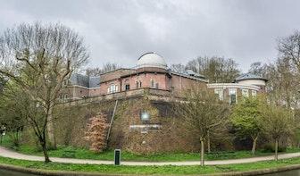 Restauratie muur Sonnenborgh gestart