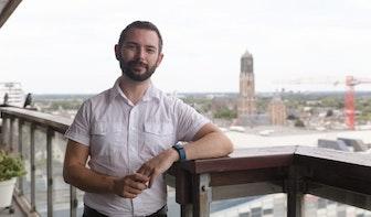 Allemaal Utrechters – Tom Borg: 'Ik pas het beste bij Utrecht van de drie plekken waar ik heb gewoond'
